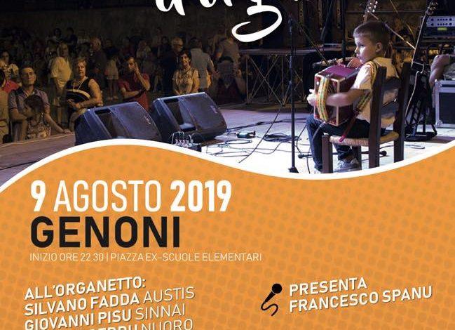 Locandina rassegna organetto 2019