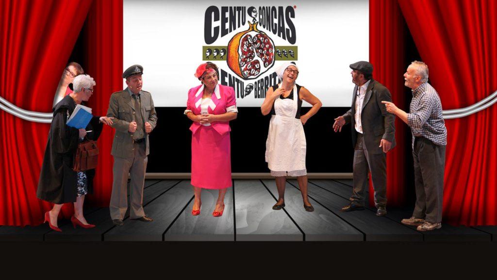 Gruppo Centu Concas Centu Berritas